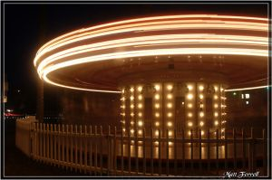 St. Augustine, FL Carousel 05 by AnimaSoucoyant