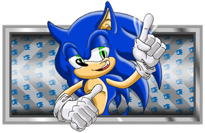 Sonic - Think You Can Keep Up? by BroDogz