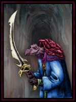 Skeksis by purgatoryboy