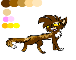 Clever Official 2013 Ref Sheet by XxFelix-The-KittyxX