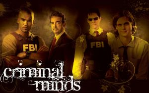 Criminal Minds Boys by WATelse