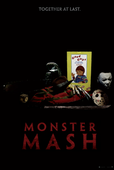 MONSTER MASH Poster by Jarvisrama99