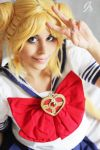 Usagi Tsukino Cosplay ~ Sailor Moon by Irethiss