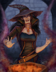 Witch by R-Aters