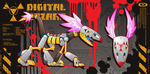 Tooth + Claw + All Things War by DoNotDelete