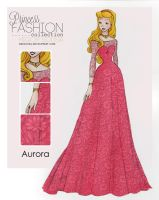 Princess Fashion Collection - Aurora by HigSousa