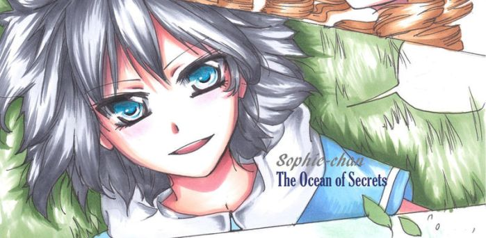 Copic work - Manga by Sophie--Chan