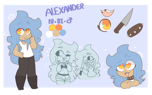 Alex Ref by podestris