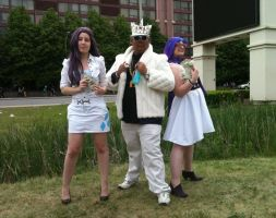 Not-Too-Uncommon-ity - Anime North 2012 by MarkAged