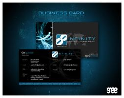 ::Sample Business Card:: by putingpangil