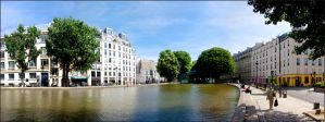 Canal Saint-Martin by partoftime