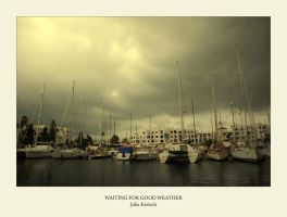 Waiting for Good Weather by JuliaKretsch