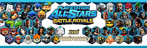 All Stars 2nd Anniversary Game by TheTalon34