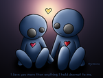 +I hold you in my heart+ by brucej