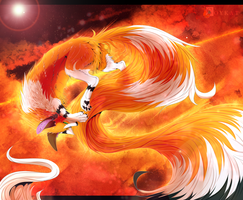 :: Burning Desire ::  [Speed Paint] by Coykat
