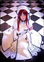 Trinity Blood - Esther Blanchett II by Calssara