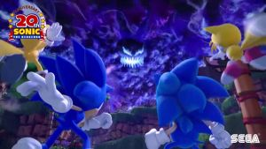 Sonic Generations wallpaper 8 by Andrelevydeoliveira
