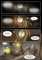 Ampere The Ordeal Page 10 by Retromissile