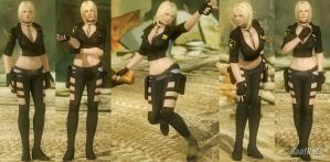 UPDATE: Irene Lew - costume pack DOWNLOAD [DOA5LR] by SaafRats