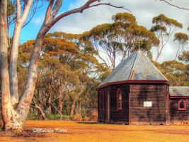 Country Church by FireflyPhotosAust