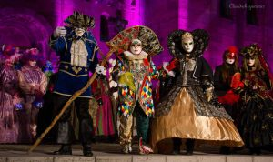 A Whiff of Carnival of Venice - 2015 by Cloudwhisperer67