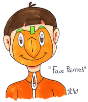 30 Day Challenge - FacePainted by melissaduck