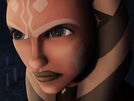 Ahsoka Tano 2 by SubSuid