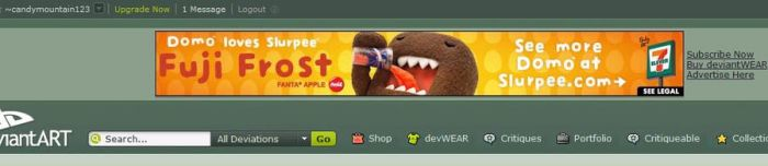Domo is taking over teh webz by candymountain123