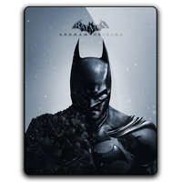 Batman Arkham Origins Icon2 by dylonji