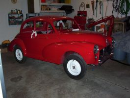59 Morris WIP: Progress by CapnAhab