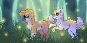 :CE: Enchanted Forest by LouPup