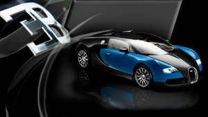 Bugatti Veyron Wallpaper by butus