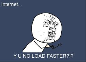 Internet Y U NO by NinjaFalcon90