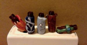 FMA Fragrances and Bottles by ChildOfPuck
