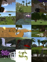 Cryptic Refrain - Public Map Pack by ZombieKitteh