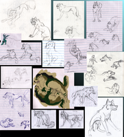CS sketch dump '07 by Insanity-wolf
