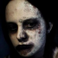 Zombie Makeup ID by kizgoth