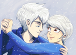 Winter dance by FEuJenny07