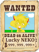 Lucky WANTED! by Hotspot0626