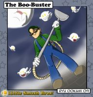 Luigi - The Boo-Buster by Blue-Dreamcatcher