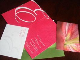 Wedding Invites 2 by onesweetpoison