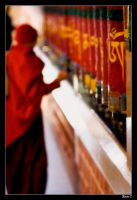 Spin for Tibet by BaciuC