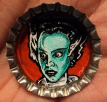Bride of Frankenstein BCM by Mr-Mordacious