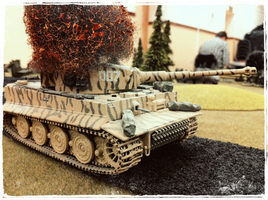 knock out tiger tank by stevie52