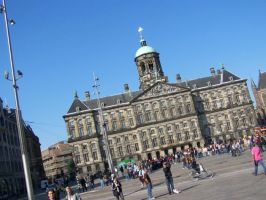 dam square by cassiwoo