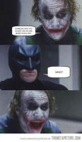 joker's funny by jokercrazy