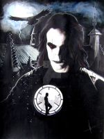 The Crow by cityoftanis