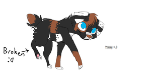 Contest entry,Timmy by SnowWolf3238