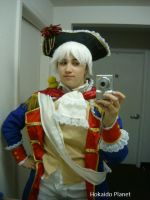 Prussia Cosplay Preview by HokaidoPlanet