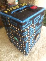 [Done] Pacman Tissue Box 2 by AprilMoonshine
